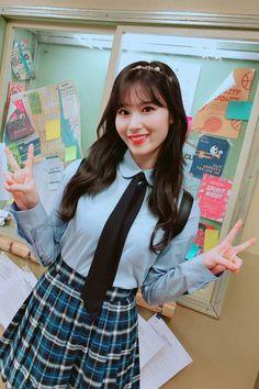 """Sana-Twice """"Merry & Happy"""" Monograph Nayeon, Kpop Girl Groups, Korean Girl Groups, Kpop Girls, Sana Kpop, Shy Shy Shy, Asian Woman, Asian Girl, Bts K Pop"""