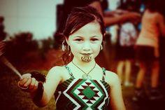 Our baby Hiona, kapa haka #Lynmore #Owhatiura