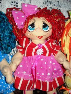 2012г.Красная мунека.Мои поиски своих кукол.