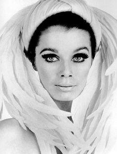Gloria Friedrich, photo by Hubs Flöter, Berlin, 1968