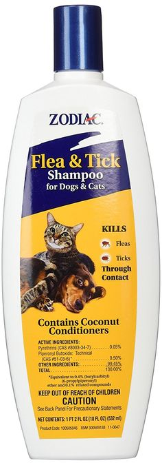 Flea and Tick Shampoo *** Details can be found by clicking on the image. (This is an Amazon affiliate link)