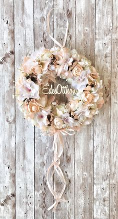 Spring Wreaths, Door Wreaths, Floral Wreath, Easter, Flowers, Home Decor, Creative, Floral Crown, Decoration Home