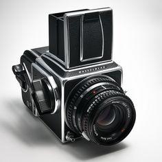 Hasselblad - Retro camera