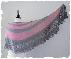 Ravelry: Misty Meadow pattern by Cindy Garland Shawl Patterns, Baby Knitting Patterns, Knitting Designs, Baby Patterns, Crochet Patterns, Crochet Designs, Knitted Shawls, Crochet Shawl, Crochet Classes