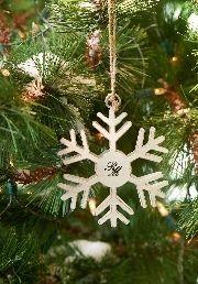 Denver Snowflake M - Rivièra Maison - Kerstornament