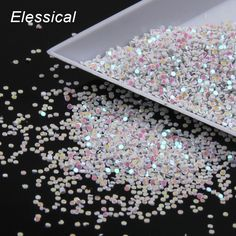 Find More Nail Glitter Information about Colorful Thin Beads Fingernail Decorative Supply Women Nail Art Powder Dust Glitter Powder Beauty Salon Supply WY546,High Quality nail art powder dust,China glitter powder Suppliers, Cheap nail art powder from Elessical Nail Store on Aliexpress.com
