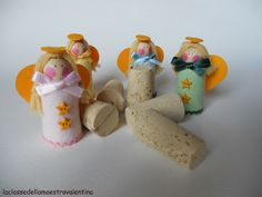 ..another clever idea using wine corks!...i just have to drink more wine now. haha!