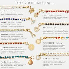Nice To Know What Symbolizes Charms For Bracelets Braclets Diy