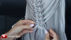 braid tutorial videos - New Sites Frontal Hairstyles, Braided Hairstyles, Cool Hairstyles, Braided Updo Tutorial, Gold Blonde Hair, Natural Hair Styles, Short Hair Styles, Hair Upstyles, Synthetic Lace Front Wigs