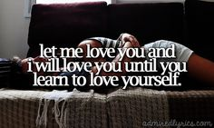 Let Me Love You (Until You Learn to Love Yourself)  Ne-Yo