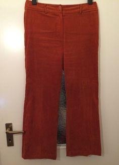 Kaufe meinen Artikel bei #Kleiderkreisel http://www.kleiderkreisel.de/damenmode/anzughosen/115001810-gerry-weber-cordhose-hose-babycord-gr-40-m-orange-feuerrot-hippie-goa-hipster-nerd-blogger-anzughose
