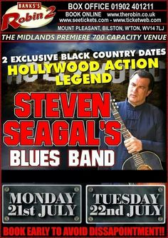 Steven seagal Country Dates, Steven Seagal, Martial Artist, Blue Band, Film Director, Screenwriting, American Actors, Black Belt, Books Online