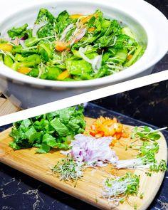 Seaweed Salad, Ethnic Recipes, Instagram, Food, Essen, Meals, Yemek, Eten