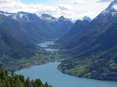 Oldedalen - Olden, Norway - Wikipedia, the free encyclopedia