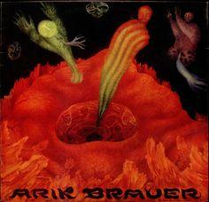 Arik Brauer , cover by Arik Brauer