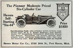 1912 Havers