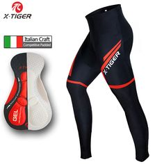 Cheap long bike pants, Buy Quality cycling pants directly from China bicycle trousers Suppliers: X-Tiger Spring Autumn Cycling Pants With 5D Gel Pad Cycling Tights MTB Bike Pants Downhill Bicycle Pants Cycling Trousers