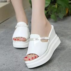 Women's Shoes Sandals, Wedge Sandals, Dress Shoes, Fashion Heels, Fashion Boots, Best Looking Shoes, Flip Flop Shoes, Casual Heels, Vintage Shoes