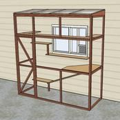 DIY Catio Plans More