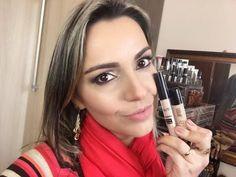 NOVOS CORRETIVOS DA TRACTA: 'TRACTA EFEITO MATTE' X 'NIINA SECRETS' - YouTube