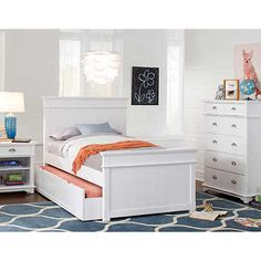 Mila 3-piece Full Storage Bedroom Set | Storage Ideas | Pinterest ...