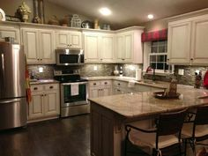 Fabulous Kitchen remodel ikea tips,Kitchen remodel fargo nd and Kitchen design layout measurements ideas. Budget Kitchen Remodel, Kitchen On A Budget, Kitchen Redo, Kitchen Layout, New Kitchen, Kitchen Ideas, Ranch Kitchen, Island Kitchen, Kitchen Backsplash