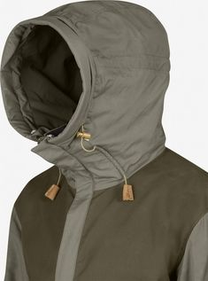 Anorak No. 8 was created to withstand tough conditions in the forest and mountains throughout the year. The hood can be adjusted for a perfect fit around the head, and a visor construction means that you can fold the visor back from two angles, depending No 8, Perfect Fit, Streetwear, Stuff To Buy, Men, Clothes, Mountains, Outdoor, Fashion