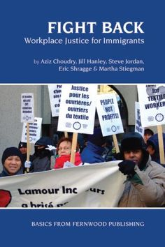 Book: Fight Back: Workplace Justice for Immigrants