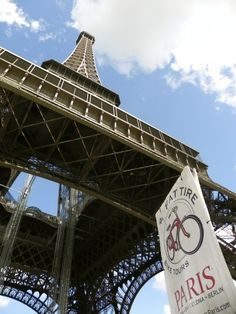 Paris with kids: See the city by bike by The Mother of All Trips