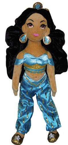 Get your very own 15 inch tall soft plush Princess Jasmine doll in a costume inspired by the Broadway show. Pirate Halloween Costumes, Couple Halloween Costumes For Adults, Costumes For Teens, Adult Costumes, Couple Costumes, Princess Jasmine Costume, Princess Costumes, Girl Group Costumes, Woman Costumes