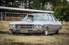 summernats: Summernats 28 Entries are now open. HQ 671 has entered and is pumped for Summernats 28.