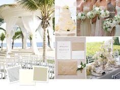 Beach Wedding Color Palettes We Love | TheKnot.com
