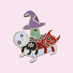 Jack+said+we+should+work+together,+three+of+a+kind,+birds+of+a+feather,+NOW+AND+FOREVER!+♡+    ~~~~~~~~    All+Enamel+pins+will+come+with+a+rubber+back+to+ensure+the+safety+of+your+pin.    Enamel+pins+look+great+on+shirt+collars,+hats,+jackets,+backpacks+++more+~+!+!    If+you+have+any+questions+...