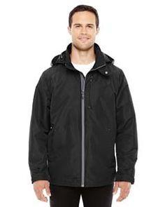Ash City - North End Men's Insight Interactive Shell Jacket 88226