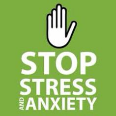 Photo | Stop stress and anxiety
