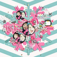created using libby pritchett and melissa bennett's frolic and play collection and brook magee's frosted template
