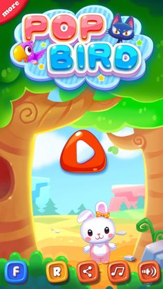 Game Logo Design, Typo Design, Game Gui, Youth Games, I Love Games, Game Interface, Splash Screen, Game Concept, Game Assets