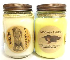 Jar Candles, Coconut Rum, Handmade Candles, French Vanilla, Pecans, Missouri, Monkey, Peanut Butter, Pineapple