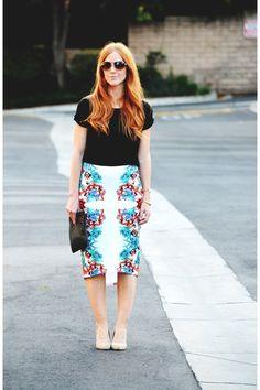profesh style // the pencil skirt