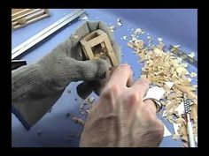 How to wood carve a ball in a box part II