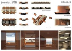 [A3N] : Ideas Competition Inspiration Hotel ( Honarable Mention 03) / Author: Alberto Simon Baulenas (Spain)