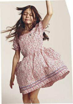 DANCE - no added sugar - girls dresses - kids fashion - campaign