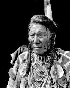 Calf Robe, Blackfoot, 1910.