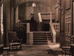 Schloß Vogelöd (The Haunted Castle, Friedrich W. Friedrich, Castle, Cinema, Garden, Western World, Movie Theater, Movies, Cinematography, Cinema Movie Theater