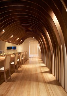 Koichi Takada- Cave.  The elegance of wood in Japanese contemporary design..