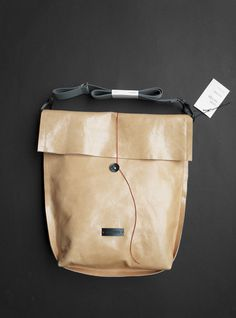 T/03 - LP 01/ natural Laptop Sleeves, Lp, Leather Backpack, Backpacks, Handbags, Natural, Collection, Style, Fashion