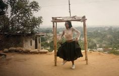 The experimental beatmaker makes Kinshasa his dancefloor