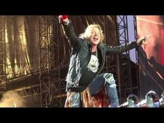 """""""Welcome To The Jungle"""" - Guns N' Roses - San Francisco, AT&T Park - August 9, 2016 - YouTube"""