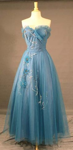 from a fairy tale. I could see wearing this and walking barefooted with my beau next to me. Yes, I'm a romantic . Shhh don't tell anyone :-).