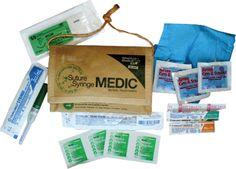 14 stériles abdominale ABD Pads Emergency First Aid Prepper Bug Out sacs de survie